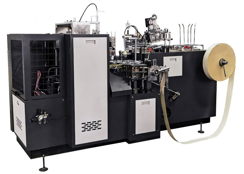 JMD-120S низкоскоростная машина для стаканов