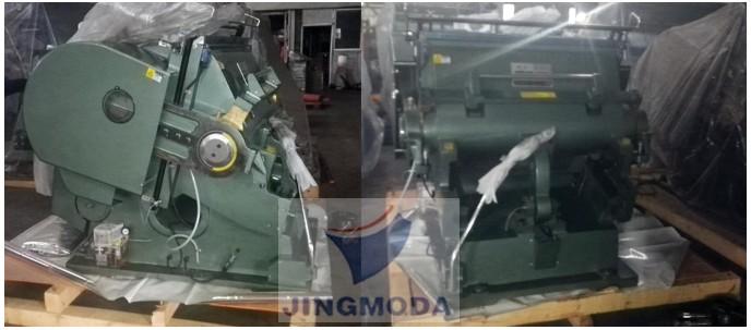 поставка тигельного пресса ML-1100 Киев