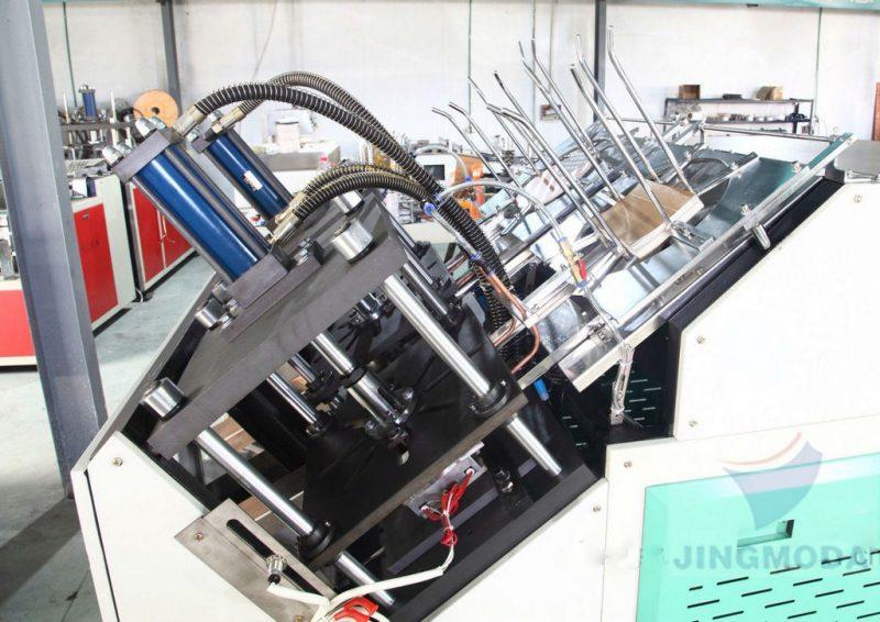 узел подачи заготовок оборудование для бумажных тарелок