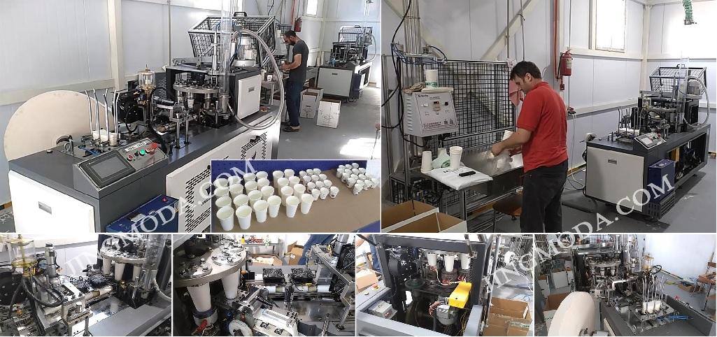 станков для производства стаканчиков в Абхазии