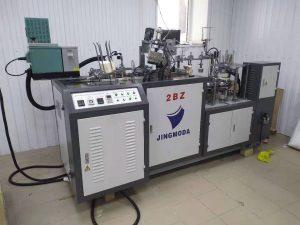 машина для производства двухслойных бумажных стаканчиков JMD-2BZ Анапа