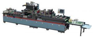 JMD-ZM650TC / ZM880TC / ZM1050TC - машины для вклеивания окошек в коробки